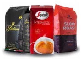 """Kaffeevorteil: """"Genusspaket"""" mit drei Kilogramm Kaffee für 29,99 Euro frei Haus"""