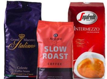 """Exklusiv: Drei Kilo Kaffeebohnen """"stark und kräftig"""" für 29,99 Euro frei Haus"""