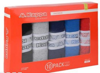 Kappa: Boxershorts im 10er-Pack für 39,99 Euro frei Haus via Outlet46