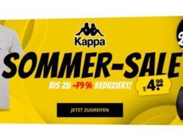 Kappa: Sale bei Sportspar mit Artikeln ab 4,99 Euro