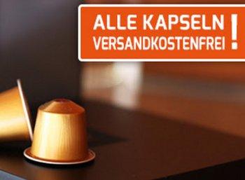 Kaffeevorteil: Kapseln ab 4,49 Euro mit Gratis-Versand