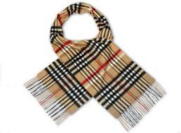 Exklusiv: Kaschmir-Schal für 32,25 statt 89 Euro bei Laube