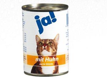 Ökotest: Gutes Katzenfutter muss nicht teuer sein