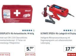 Lidl: KfZ-Spezial mit Handstaubsauern, Ladegeräten und mehr