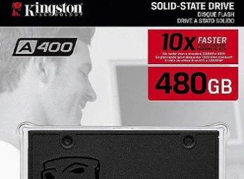 Cyberport: Kingston-SSD mit 480 GByte für 62,90 Euro frei Haus