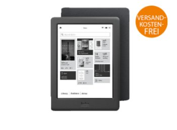"Saturn: eBook-Reader ""Kobo Glo HD"" refurb für 69 Euro frei Haus"