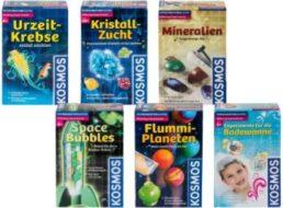 Lidl: Urzeitkrebse und Kristallzüchtung für 5,99 Euro