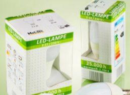 Aldi-Nord: LED-Birnen zu Preisen ab 3,49 Euro