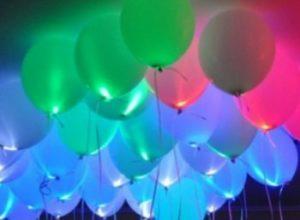 Exklusiv: Zwölf LED-Luftballons für 9,99 Euro frei Haus