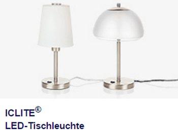 LED-Spezial mit Decken- und Designleuchten