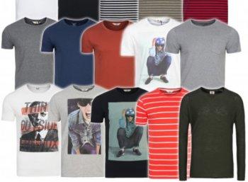 Lee: T-Shirts und Langarm-Shirts für 9,99 Euro frei Haus