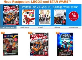 """Terrashop: Artikel von Lego und """"Star Wars"""" ab 99 Cent frei Haus"""