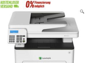 Lexmark: Multifunktionsdrucker MB2236adw mit Cloud Print für 79 Euro