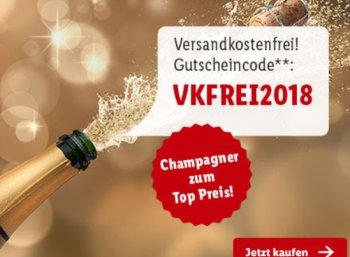 Lidl: Sechserkarton Champagner für 59,99 Euro frei Haus