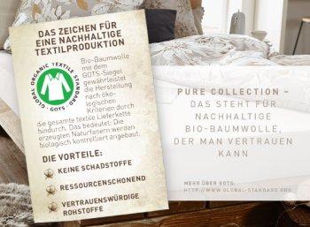 Lidl: Bettwäsche und Handtücher aus Bio-Baumwolle