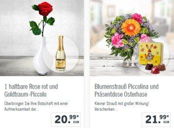 Lidl Blumen: 3 Euro Rabatt ab 19,99 Euro Warenwert