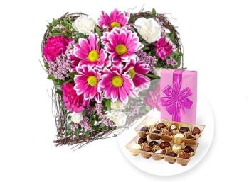 Lidl-Blumen: 20 Prozent Rabatt ohne Mindestbestellwert bis Valentinstag