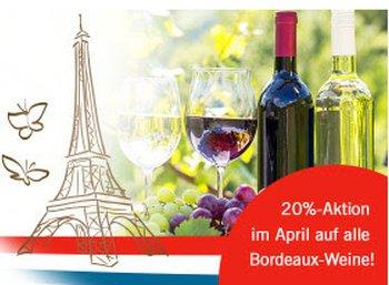 Lidl: 20 Prozent Rabatt auf alle Bordeaux-Weine