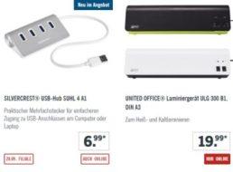 Lidl: Büro-Spezial mit Technik- und Verbrauchs-Schnäppchen