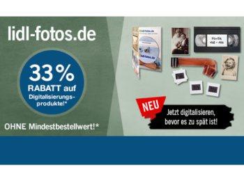 Lidl: 33 Prozent Rabatt auf Digitalisierungsprodukte