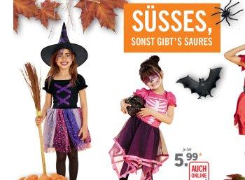 Lidl: Halloween-Spezial mit Kostümen, Süßem und Saurem