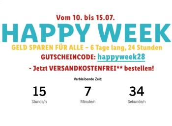 Lidl: Happy Week mit Gratis-Versand und täglich neuen Angeboten