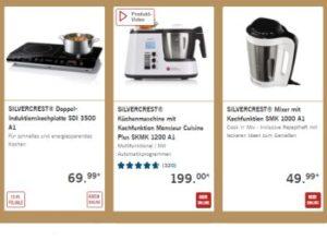 Lidl: Küchen-Spezial mit Mini-Backöfen, Induktionskochplatten und mehr