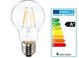 Lidl: Leuchtmittelspezial mit LED-Birnen, Halogenlampen und Nostalgie-Modellen