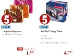 Lidl: Viererpack Magnum für 1,85 Euro