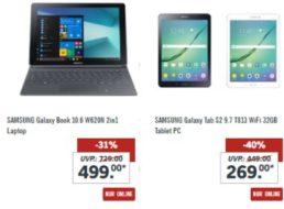 Lidl: Multimedia-Spezial mit Marken-Tablets, Notebooks und mehr