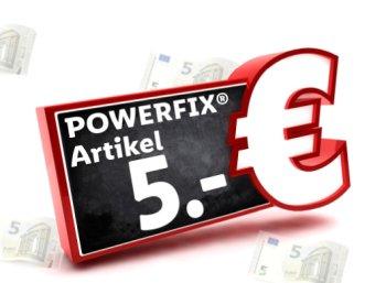 Lidl: 25 Powerfix-Artikel für je fünf Euro