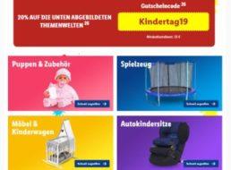 Lidl: 20 Prozent Rabatt auf bereits reduzierte Kinderartikel und -mode