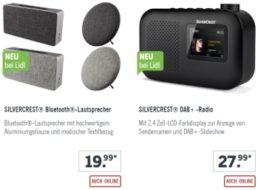 Lidl: Technik-Spezial mit DAB-Radios, Powerbanks und mehr