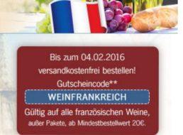 Lidl: Gratis-Versand für alle französischen Weine