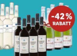 Lidl: Weinpakete und mehr mit Gratis-Versand für 6 Stunden