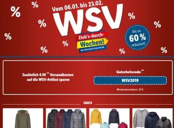 Lidl: WSV mit Gratis-Versand ab 30 Euro Warenwert