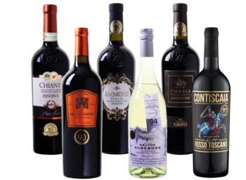 """Weinvorteil: Maroni-Paket mit sechs """"hervorragend"""" prämierten Weinen für 41,89 Euro"""