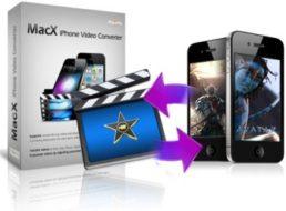 """Gratis: """"MacX iPhone iPad Video Converter"""" für 0 Euro"""
