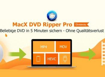 """Gratis: """"MacX DVD Ripper Pro"""" im Rahmen des Black Friday zum Nulltarif"""