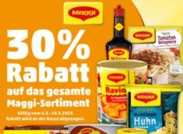 Penny: 30 Prozent Maggi-Rabatt und 20-fach Payback-Punkte auf Asia-Produkte