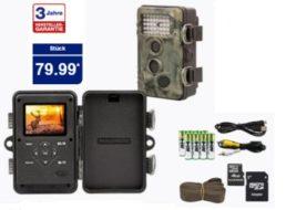 Aldi-Nord: Wild-/Überwachungskamera mit drei Jahren Garantie für 79,99 Euro
