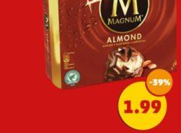 Penny: Magnum-Eis im Viererpack für 1,99 Euro