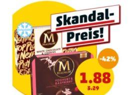 Penny: Viererpack Magnum für 1,88 Euro bis Samstag