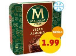 Penny: Veganes Magnum-Eis für 1,99 Euro im Dreierpack