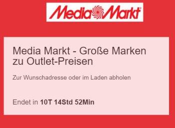 Mediamarkt: Sale bei Ebay mit zahlreichen Artikeln ab einem Euro