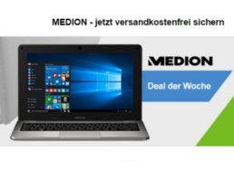 Allyouneed: Medion Akoya S2218 mit 64 GByte Flash-Speicher für 189,95 Euro