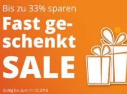 Medion: Advent-Sale mit Artikeln ab 9,95 Euro frei Haus