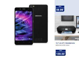 Aldi-Nord: Medion Life S5004 mit LTE und Dual-Sim für 159 Euro