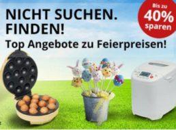 Medion: Küchenartikel ab 9,95 Euro frei Haus