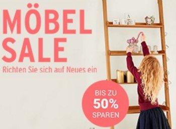 Tchibo: Möbel-Sale mit bis zu 50 Prozent Rabatt